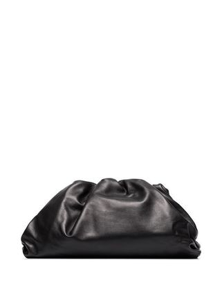 Casual Style Plain Leather Party Style Elegant Style