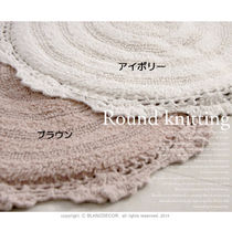 Plain Round Bath Mats & Rugs Outdoor Mats & Rugs
