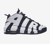 Nike AIR MORE UPTEMPO Unisex Kids Girl Sneakers