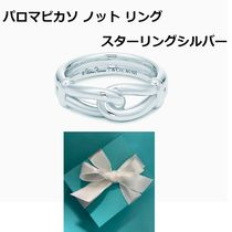 Tiffany & Co Casual Style Silver Office Style Elegant Style Fine