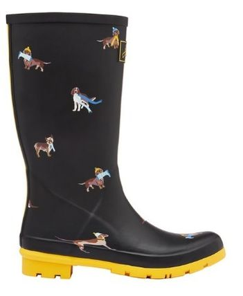 Flower Patterns Other Animal Patterns Rain Boots Boots