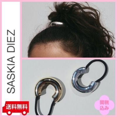 Saskia Diez More Hair Accessories Casual Style Street Style Party Style Silver Office Style