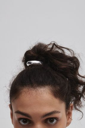 Saskia Diez More Hair Accessories Casual Style Street Style Party Style Silver Office Style 3