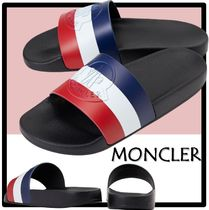 MONCLER Street Style Shower Shoes Sports Sandals