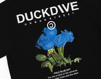 DUCKDIVE More T-Shirts Unisex Street Style Short Sleeves T-Shirts 5