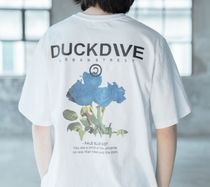 DUCKDIVE More T-Shirts Unisex Street Style Short Sleeves T-Shirts 13