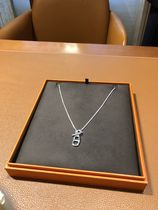 HERMES Casual Style Party Style Silver Office Style Elegant Style