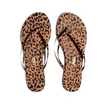 TKEES Leopard Patterns Casual Style Faux Fur Other Animal Patterns