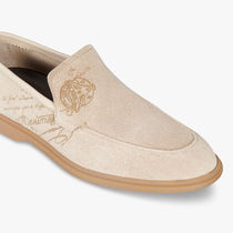 Berluti Loafers & Slip-ons Loafers Leather Logo Loafers & Slip-ons 10