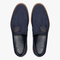 Berluti Loafers & Slip-ons Loafers Leather Logo Loafers & Slip-ons 13