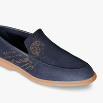 Berluti Loafers & Slip-ons Loafers Leather Logo Loafers & Slip-ons 16