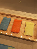 LOEWE Unisex Leather Card Holders