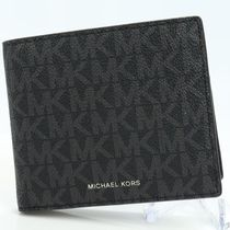 Michael Kors Leather PVC Clothing Folding Wallets