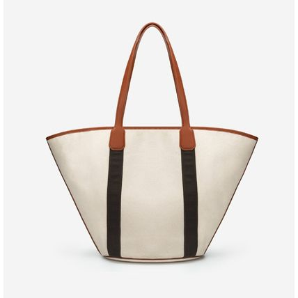 Casual Style Faux Fur Plain Office Style Formal Style  Totes
