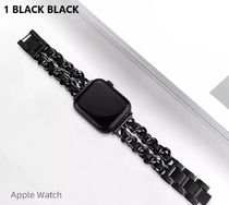 Stainless Office Style Elegant Style Apple Watch Belt
