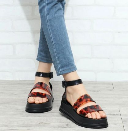 Casual Style Street Style Sandals
