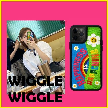 Unisex Street Style Collaboration Smart Phone Cases