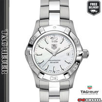 TAG Heuer Casual Style Round Quartz Watches Divers Watches Stainless