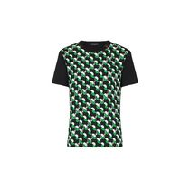 Louis Vuitton Bi-Material T-Shirt
