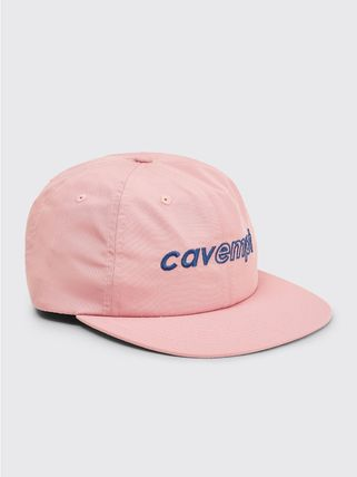 Unisex Street Style Icy Color Caps