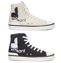 Isabel Marant Street Style Low-Top Sneakers