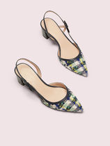 kate spade new york Casual Style Tweed Party Style Elegant Style Logo