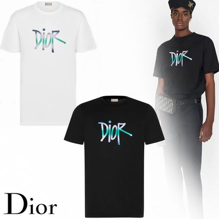 Christian Dior Crew Neck Dior And Shawn T-Shirt