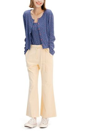 Casual Style Unisex Street Style Pants