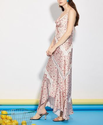 Casual Style Maxi Party Style Dresses