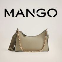 MANGO Chain Handbags