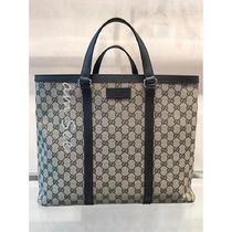 GUCCI Casual Style Unisex 2WAY Office Style Elegant Style