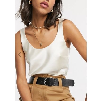 ASOS Casual Style Street Style Plain Tanks & Camisoles
