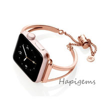 THE ULTIMATE CUFF Casual Style Unisex Elegant Style Apple Watch Belt Watches