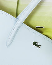 LACOSTE Casual Style Plain Party Style Office Style Elegant Style