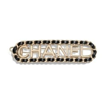 CHANEL ROUGE COCO Bridal Barettes Casual Style Chain Party Style Elegant Style