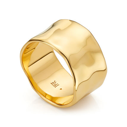 Monica Vinader Costume Jewelry Casual Style Party Style Office Style Rings