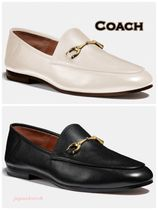 Coach Street Style Leather Loafer & Moccasin Shoes