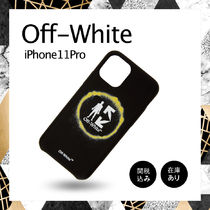 Off-White Street Style iPhone 11 Pro Smart Phone Cases
