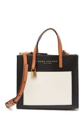MARC JACOBS Casual Style 2WAY Plain Leather Elegant Style Crossbody Logo