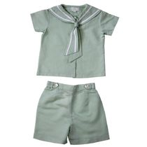 Powell Craft Unisex Co-ord Baby Girl Bottoms