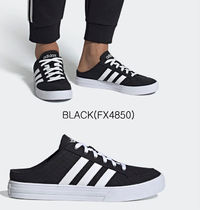 adidas Stripes Casual Style Logo Sandals
