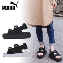 PUMA Casual Style Logo Sandals