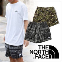 THE NORTH FACE Paisley Logo Shorts