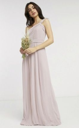 Maxi Sleeveless Plain Long Party Style Elegant Style