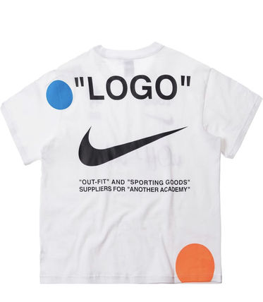 Off-White More T-Shirts Street Style Collaboration T-Shirts 3