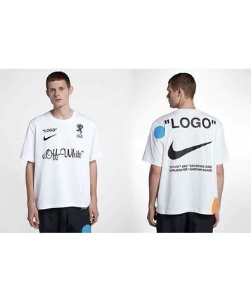Off-White More T-Shirts Street Style Collaboration T-Shirts 8