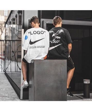 Off-White More T-Shirts Street Style Collaboration T-Shirts 9