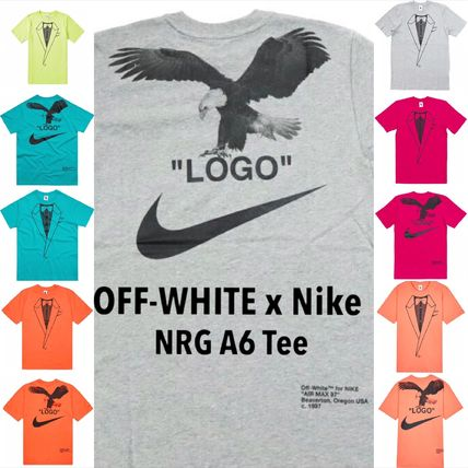 Off-White More T-Shirts Street Style Collaboration T-Shirts