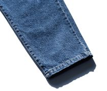 FP142 More Jeans Unisex Street Style Cotton Oversized Jeans 13