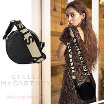 Stella McCartney STELLA LOGO Casual Style Vanity Bags Party Style Office Style